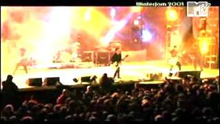 Sum 41 - The Hell Song (Live at Winterjam 2003)