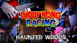 Haunted Woods - Diddy Kong Racing (Guitar Cover)