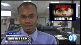 THE GLEANER MINUTE: Vybz Kartel gets life ... We are going for growth - PM
