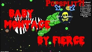 Baby Montage of all tricks//Fierce//Agar.io