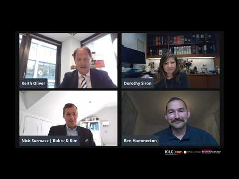 Keith Oliver of Peters & Peters Solicitors LLP, Dorothy Siron of Zhong Lun Law Firm, Nicolas Surmacz of Kobre & Kim and Ben Hammerton of Quantuma discuss online fraud, technological developments and what this means for the legal industry.