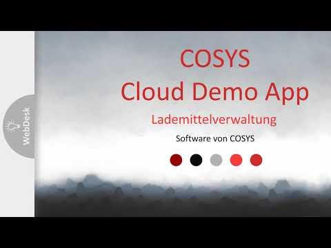 Behältermanagement im COSYS WebDesk | COSYS WebDesk Lademittelverwaltung