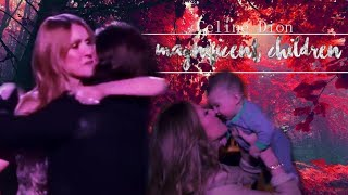 Celine Dion | Three magnificent children""