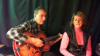 Hymne a l amour duo acoustic blues by Patou and Dadymilles