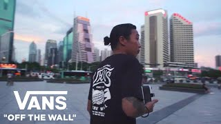 OFF THE WALL: CYRES | Skate | VANS