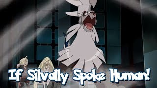 IF POKÉMON TALKED: TYPE: NULL BECOMES SILVALLY
