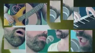 The Beatles - NOWHERE MAN cover by LoOps On The Hill (Luigi Sfirri Ruben Coco)