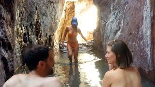 Arizona (Ringbolt) Hot Springs. Clothing Optional!