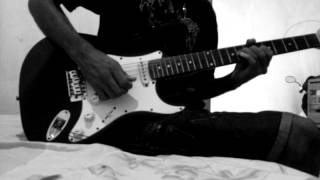 Eurythmics - Miracle Of Love (guitar cover solo)