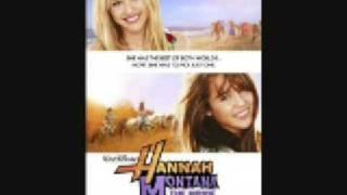 Hannah Montana The Moive Offical Poster!!!!!