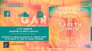 [300 Subs] Delerium vs. Gareth Emery vs. W&W - U vs. Silence (Hardwell & Tiësto Mashup)