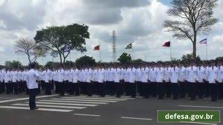 Formação de oficiais aviadores: o último dia de cadete