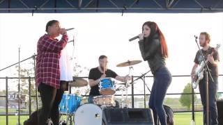 Bryana Salaz -  Riptide live