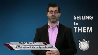 (Get Hammered!) Episode 007 A Motivational Video Minute w Marc Savard