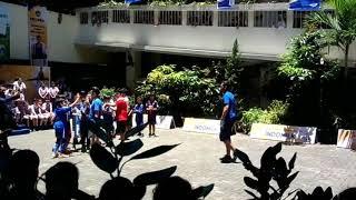 Coaching Clinic Indomilk Bersama Pemain Persib Di SD Taruna Bakti Bandung