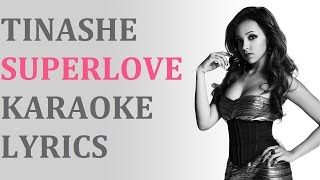TINASHE - SUPERLOVE KARAOKE COVER LYRICS
