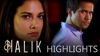 Ace becomes suspicious of Aliyah about Jacky's accident | Halik