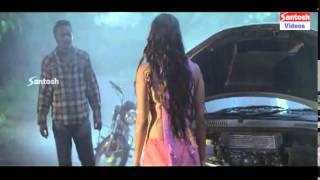 Bhojpuri Monalisa takes her revenge   Udrekam Movie Scenes   Sumith Roy width=