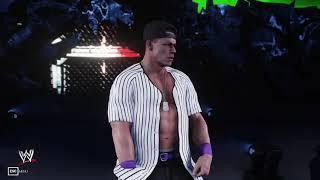 WWE2K19 - John Cena 2003 Entrance w/ Thuganomics Theme (Word Life) PC Gameplay
