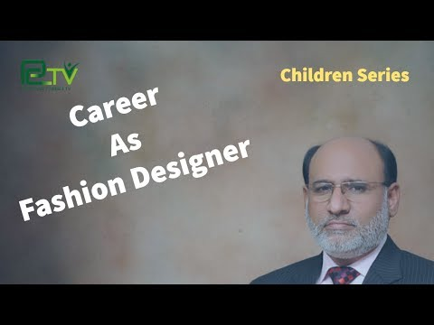 Career as Fashion Designer by Yousuf Almas