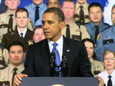 Etats-Unis: Obama veut un contrôle plus strict des armes à feu