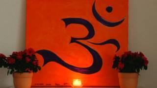 Om Mantra Rezitation schnelles Mantra Japa
