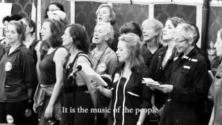 """""""Do you hear the people sing ?"""" par le Buena Vida Social Band #esperanzah2016 #stopTTIP @stopCETA"""