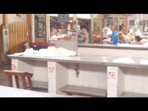At the Market in Ukraine