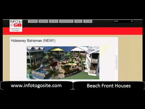 Real Estate in Costa Rica – Real Estate in Nicaragua – Real Estate in Bahamas