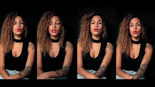 THE WEEKND Mashup - Party Monster / Nothing without You - Cover by Christelle Grell