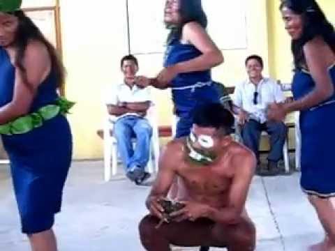 Tamarin Monkey Dance – Danza del chichico