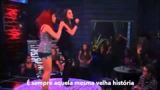 Elizabeth Gillies ft Ariana Grande - Give it Up - ( Legendado - BR )