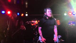 Escape the Fate - Remember Every Scar [Live] @Cathouse 29/01/2016