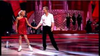 (HD) Jayne Torvill & Christopher Dean - What The World Needs Now (week 7 DOI6)