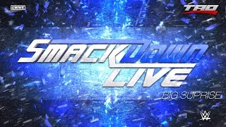 "WWE: SmackDown LIVE - ""Big Suprise"" - 2nd Official Bumper Theme Song 2016"