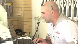 Bombeiro alimenta paixão pela rádio num projecto Web - Lousada 2011
