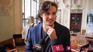 """I Medici 2, Daniel Sharman intervista """"Lorenzo un moderno super eroe, così come Sean Bean"""""""