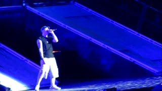 "Eminem (ft. Dido) ""Stan"" - Live @ Stade de France, Paris - 22/08/2013 [HD]"