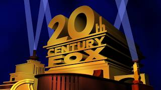 My take on the 20th Century Fox logo #15