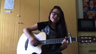 Jéssica Gomes cover Luan Santana - Café com leite