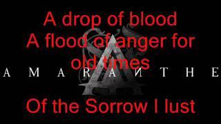 Amaranthe - Hunger [HIGH QUALITY] with lyrics