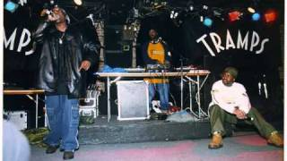 Big L - Freestyle & The Enemy (Live) [High Quality]