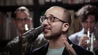 Bassel & the Supernaturals - Advertise Me - 4/20/2017 - Paste Studios, New York, NY