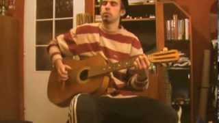 The secret from DESPERADO - Chvojas acoustic guitar cover