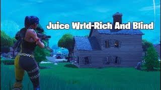 Juice Wrld-Rich And Blind (Montage)