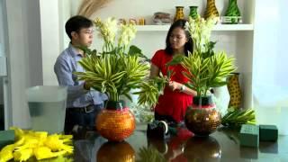 NET5 - Belajar merangkai bunga width=