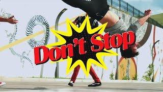 Uka - Don't Stop feat. DJ Zaya