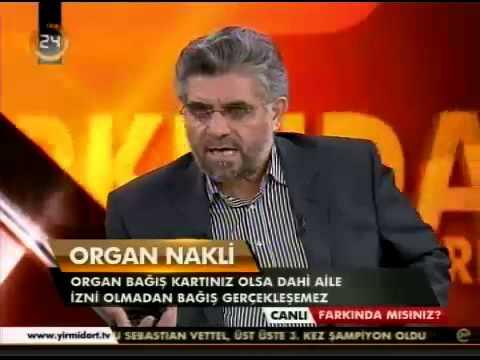 Türk Böbrek Vakfı Timur Erk Organ Bağışı Tartışması