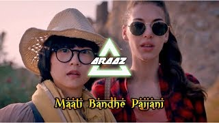 ARAAZ - Maati Bandhe Paijani full Trap Song | Rajasthan tourism | Indian trap | Ethnic beats