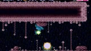 Super metroid Hyper beam (cheated)
